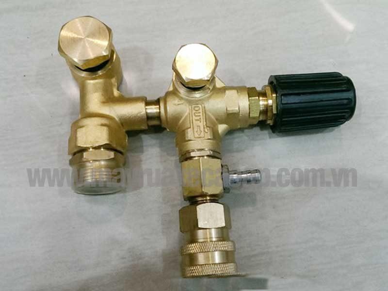 Đầu điều chỉnh A2 cho máy rửa xe áp lực cao 15M26/15M30
