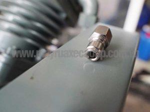 Đầu Inox đầu đực cho dây ren 3/8 inch