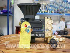 Đầu nén máy rửa xe 4 - 5,5kw