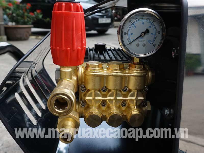 Phù hợp với máy rửa xe cao áp có công suất: 3kw; 4kw; 5,5kw; 7,5kw