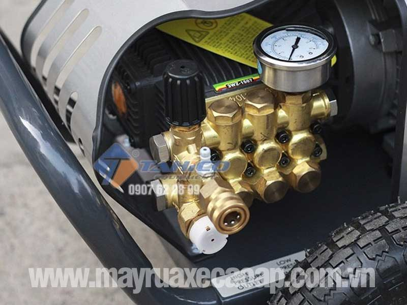Bộ phận máy rửa xe